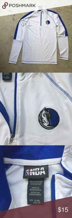 NBA Dallas Mavericks Long Sleeve Top NWOT. RRB loves offers but is unable to trade at this time. ~{We are ALL beautiful.}~ NBA Tops
