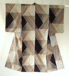 Vintage Japanese textile pattern