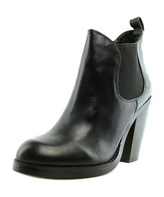 SEYCHELLES | Seychelles Guitar   Round Toe Leather  Bootie #Shoes #Boots & Booties #SEYCHELLES