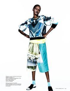 Pop Smart (Vogue Netherlands)