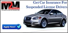 How to Get No Credit Car Insurance for Suspended License Drivers Online