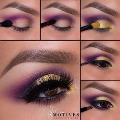 """"" Step by step eye makeup – PICS. Eva Tornado's collection """" Step by step eye makeup – PICS. Eva Tornado's collection """" Makeup Eye Looks, Eye Makeup Steps, Cute Makeup, Smokey Eye Makeup, Gorgeous Makeup, Diy Makeup, Makeup Inspo, Makeup Inspiration, Makeup Tips"