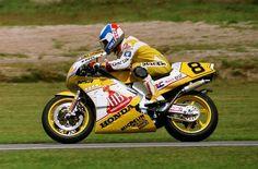 Pierfrancesco Chili #8 Honda NSR500 Team HB Gallina 1988