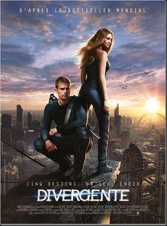 Divergente streaming [VF, 720p]