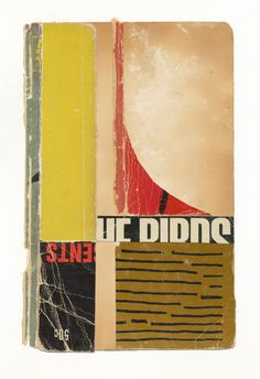 "https://flic.kr/p/aZrkpR | 111222: the birds | 4"" x 7""   book parts, glue, on paper  SOLD asg"