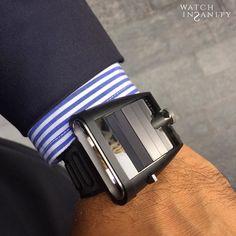 We colse the @dubaiwatchweek with this wonderful timepieces inspired to the @lamborghini Miura.. @mbandf HM5 #watchinsanity #mbandf #dubaiwatchweek #timepieces #watchs #billionairetoys #dailywatch #luxurywatch #horology #watchporn #womw #tourbillon #chronograph #wristshot #watchesofinstagram #watchnerd #watchoftheday #horophile #wruw #luxury #mondani #rolexero #orogoli #montres #reloj #watchanish #wristporn #thebillionairesclub by watchinsanity