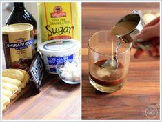 Baileys and Hot Chocolate Tiramisu - Pham Fatale Chocolate Tiramisu, Hot Chocolate, Food Tips, Food Hacks, Baileys, Food And Drink, Yummy Food, Eat, Cooking