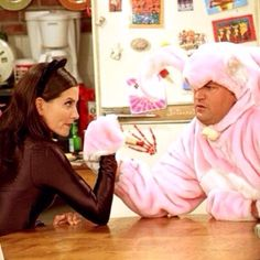 Monica and Chandler Friends tv show