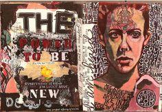 Art journal inspiration. Juliana Coles