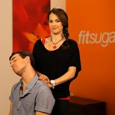 Learn How to Give a Great Neck Massage