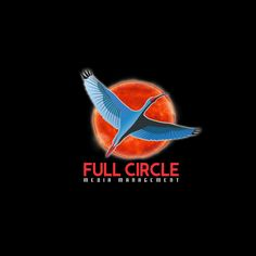 Logo Full Circle Media Management, videography music in NY