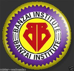 BUCKAROO BANZAI Button OR Magnet Banzai Institute 1980s cult sci fi film Weller.       #buckaroobanzai #yoyodyne #8thdimension #peterweller #jeffgoldblum #cultfilm #midnightmovie    Should YOU WANT THESE OR ANY OTHER CUSTOM BUTTONS OR MAGNETS--GET AHOLD OF ME VIA HOTMAIL at UNFINISHEDPORCELAIN