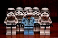 Stormtrooper in pajamas, Star Wars Lego Star Wars, Star Trek, Star Wars Toys, Star Wars Art, Lego Stormtrooper, Star Destroyer, Obi Wan, Legos, Star Wars Figure