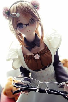 Pretty Dolls, Cute Dolls, Beautiful Dolls, Bjd Dolls, Barbie Dolls, Dibujos Anime Chibi, Use E Abuse, Kawaii Doll, Anime Figurines