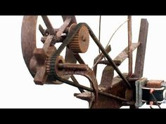 ▶ Kinetic Sculpture by Todd Dunning - YouTube