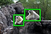 People can immediately and precisely identify that an image contains 1, 2, 3 or 4 items by a simple glance. The phenomenon, known as Subitizing, inspires us to pursue the task of Salient Object Subitizing, i.e. predicting the existence and the number of salient objects in a scene using holistic cues.