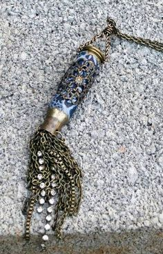 Bullet Casing Pendants - JEWELRY AND TRINKETS