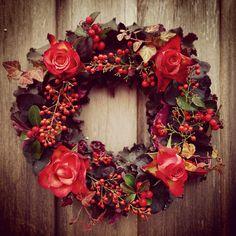 Wreath Creation.