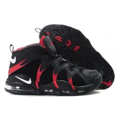 f41dcf58551c36 Nike Air Max CB34 Black Red Basketball shoes on sale for USA - Nike Air