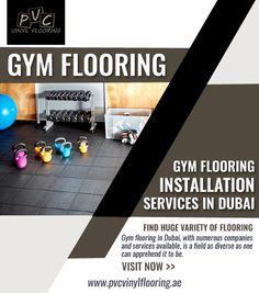 Pvc vinyl Flooring is Premium Cheap Cost Gym Flooring flooring Supplier, Installer in Dubai, Abu Dhabi, Sharjah, UAE. and All kinds of Rubber mat Gym Flooring Tiles, Pvc Vinyl Flooring, Carpet Flooring, Flooring Companies, Companies In Dubai, Fitness Activities, Health Club, Used Vinyl, Carpet Tiles