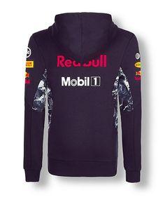 10dbce581c0 Red Bull Racing Kids Team Over The Head Hoodie Red Bull Racing