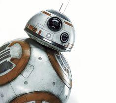 BB-8 wallpaper
