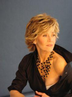 Jane Fonda - now