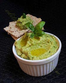 Kalandok a konyhában : Zöldbabkrém