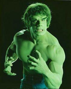 Lou ferringo as the Hulk 💚💪 - - - Hulk Marvel, Marvel Comics, Hulk Avengers, The Original Hulk, The Incredible Hulk 1978, Comic Book Covers, Comic Books, Angry Hulk, Hulk Art