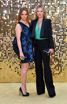 "Kate Moss Photos Photos - Stella McCartney and Kate Moss attend the ""Absolutely Fabulous: The Movie"" World Premiere at the Odeon Leicester Square on June 29, 2016 in London, England. - 'Absolutely Fabulous: The Movie' - World Premiere - Red Carpet"