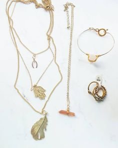 """Win these Bohemian layered necklace Tangerine Mystic Aura Crystal Quartz Bangle and stack rings!  How to join:  1. Follow @obsessionwithoutlimits and @curatedgoodnessph 2. Share this post on your IG or Fb page 3. Use the hashtag #OWLgiveaway and don't forget tag us  4. Comment """"Hoot!"""" Below  Winner will be posted on Monday!! Goodluck!! #giveawayph #ootdph #handmadeph #madeinph #localcraftsph #craftsph #artph #giveawayphilippines by obsessionwithoutlimits"""