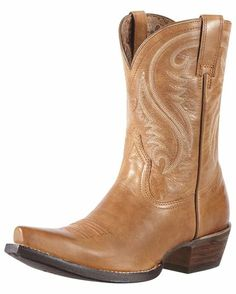 Women's Willow Boot - Toasted Wheat. Great summer color!