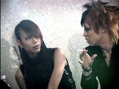 Shinya and Kyo. Dir en Grey