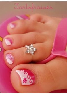 Ready To Wear Sandals? Here Some Beautiful Toe Nails Designs!!!If you find it useful then please like. Follow me for more tips. Thank you.