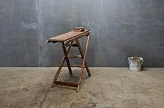 Artists Atelier Palette Cross Shelf Table : Factory 20