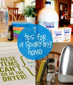7 fall cleaning tips