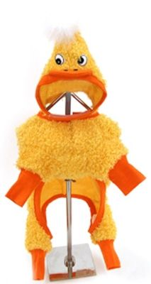 Duck Halloween Costume For Large Dogs.  Perfect for my water loving labrador to support my son who is an University of Oregon Duck