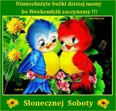 ☀️ Słonecznej Soboty ☀️ Greetings Images, Grinch, Humor, Good Morning, Nice Asses, Puppys, Cheer, Humour, Ha Ha