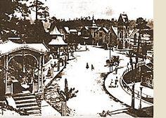 *eureka springs arkansas | Eureka Springs, Arkansas History: City Streets & Rock Walls