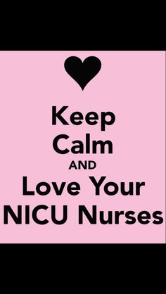 I love all of Aubrires nurses, I wouldn't be able to stay sane without them ❤