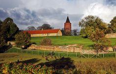 Vordingborg Castle, Denmark Danish Flag, Denmark, Castles, Vineyard, Places, Outdoor, Outdoors, Chateaus, Vine Yard