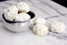 Tea Cookies, Snowballs, or Mexican Wedding cookies – It doesn't matter what you call them, these shortbread ball cookies are delicious and fun to make especially with children. I make them every year for Christmas but this year I've added a twist by throwing in a pinch of cardamom and a splash of rose water. …