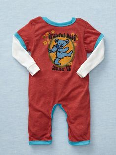 Best baby costume ever Grateful Dead Dancing Bear