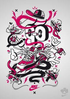 DXTR 4 Nike