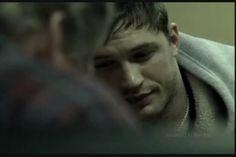 Tom Hardy - Tommy Riordan Warrior smiling (gif) sigh....