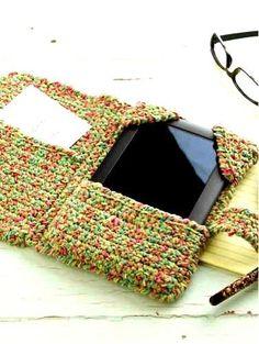 Crochet Phone Cases Etui na telefon Crochet Laptop Case, Crochet Wallet, Crochet Pouch, Crochet Purses, Crochet Gifts, Crochet Book Cover, Crochet Phone Cover, Crochet Books, Love Crochet