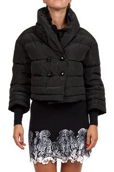 Groppetti Luxurystore PIUMINO CORTO - Abbigliamento - Donna #scervinostreet #scervino #street