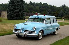 1954 Studebaker Commander Conestoga Ambulet Ambulance - Greg Gjerdingen