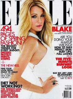 Newstand Report: Sales down, Elle Plummets 18% and the Kardashians still sell.