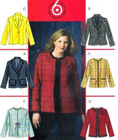 Sewing Pattern McCall's 4933 Plus Size Womens by paneenjerez, $7.00